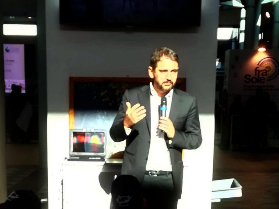Salvatore Micillo ecomondo 2018