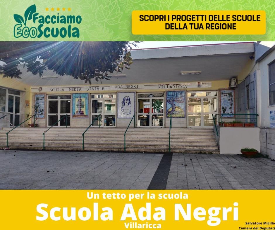 Facciamo ecoscuola Ada Negri Villaricca