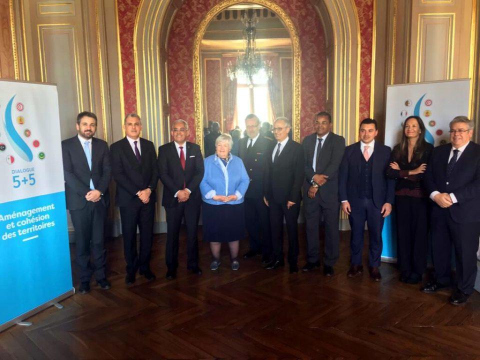 Conferenza 5+5 Montpellier