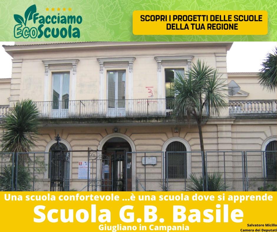 Facciamo ecoscuola G.B. Basile Giugliano in Campania
