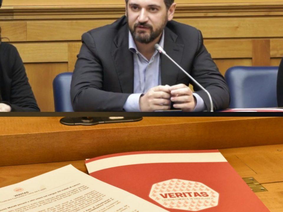 Salvatore Micillio Camera dei Deputati presentazione Studio Verita