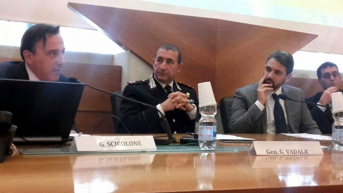 Salvatore Micillo presso il CUFA