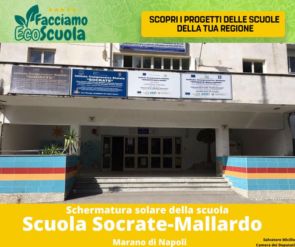 Scuola Mallardo Socrate Marano Facciamo ecoscuola