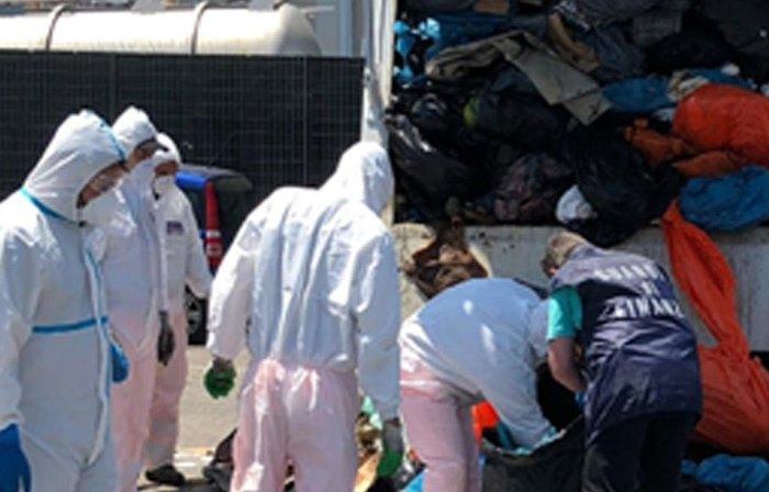 69 arresti campania traffico di rifiuti