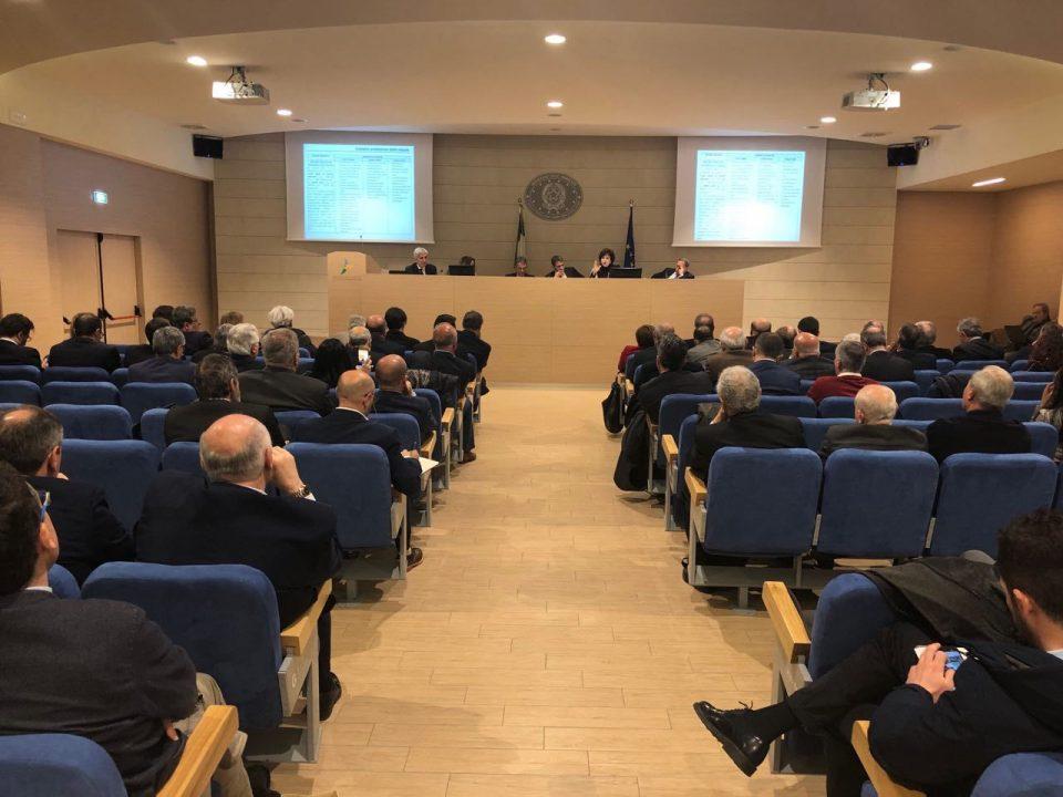 MasterPlan Fiume Sarno Incontro Ministero