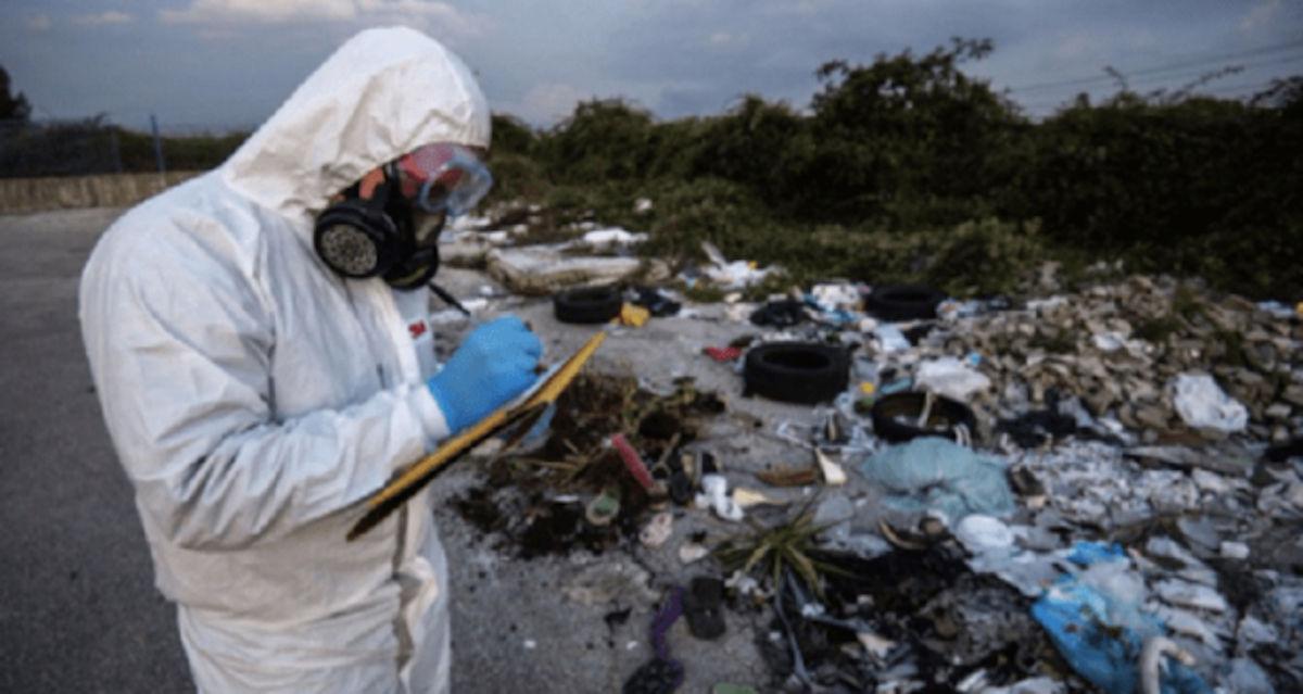 Terra dei fuochi un controllo dei rifiuti bruciati